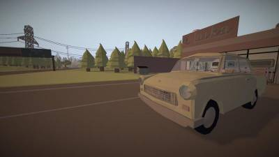 Jalopy 2016 road race
