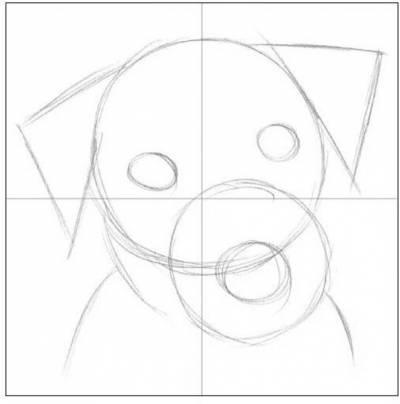 draw a dog 2